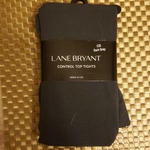 Lane Bryant Control Top Tights Sz C/D